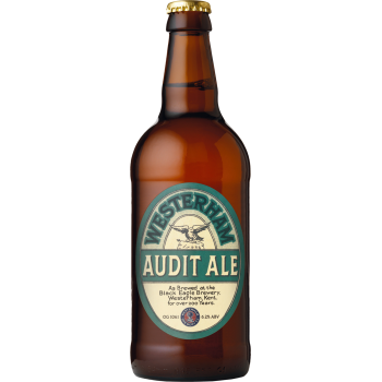 Audit Ale 500ml Bottle