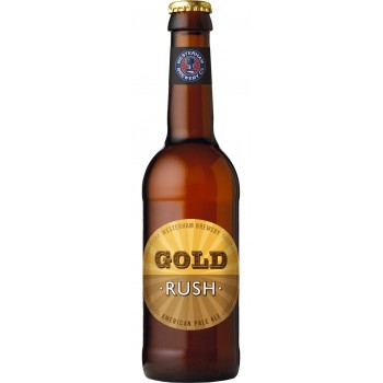 Gold Rush APA 330ml Bottle