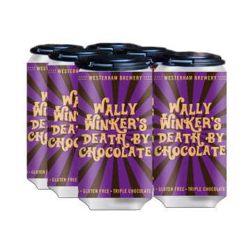 Wally Winker's Death By Chocolate 6 x 440ml 6 pack