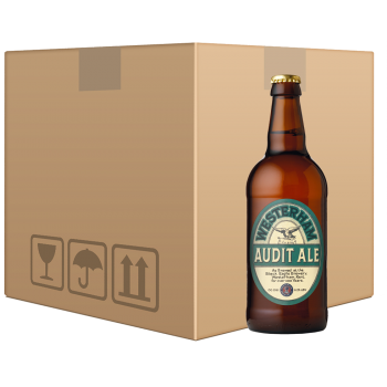 Audit Ale 12x500ml Bottle Case