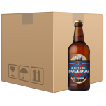 British Bulldog 12x500ml Bottle Case
