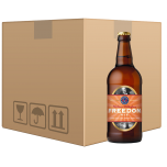 Freedom Ale 12x500ml Bottle Case