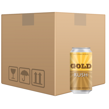 Gold Rush APA 12x440ml Cans