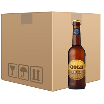 Gold Rush APA 12x330ml Bottles