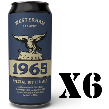 1965 Special Bitter Ale 6x440ml 6 pack