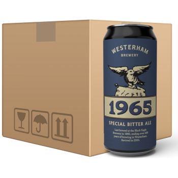 1965 Special Bitter Ale 12 x 440ml can case
