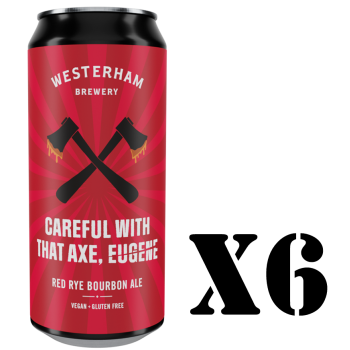 Careful With That Axe, Eugene 6x440ml 6 Pack
