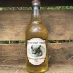 Wise Owl Lightly Sparkling Pear Cider 12x500ml Case