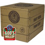 God's Wallop Christmas Ale Polypin 36 Pints