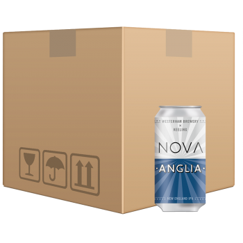 Nova Anglia New England IPA 12 x 440ml Can case