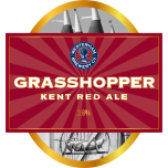 Grasshopper Red Ale Firkin 72 Pints