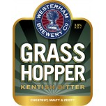 Grasshopper Kentish Bitter Firkin 72 Pints