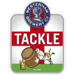 Tackle Rugby Beer Minipin 18 Pints